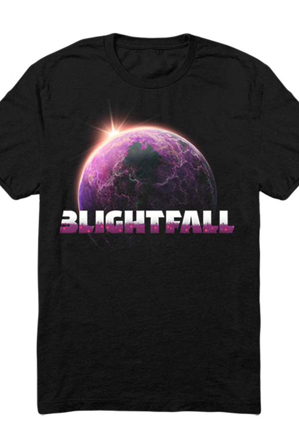 Blightfall Tee (Black)