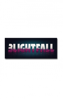 Blightfall Sticker
