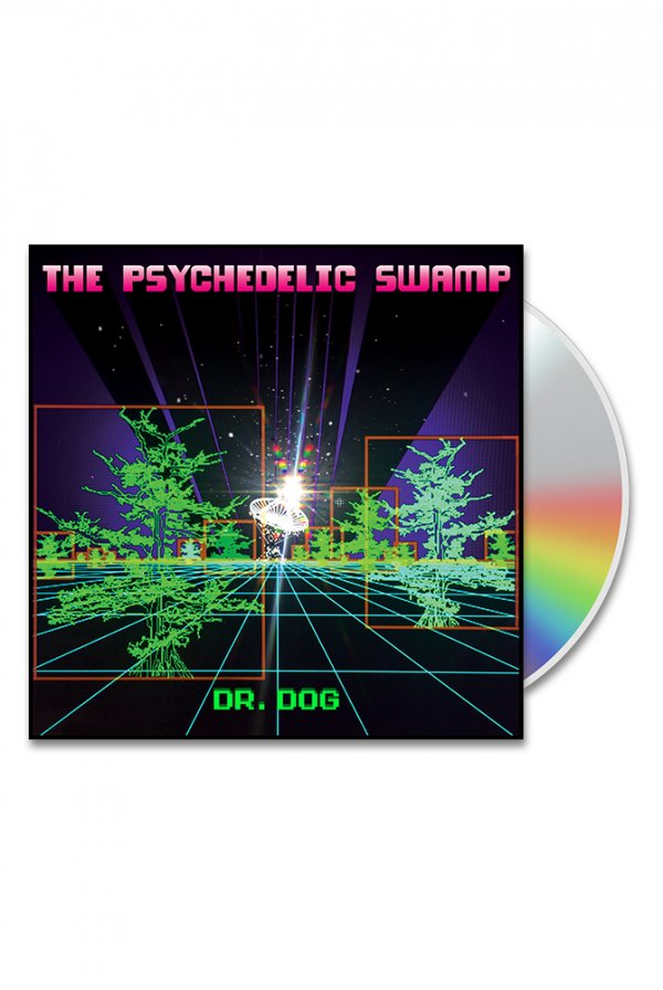 The Psychedelic Swamp CD