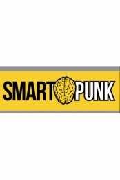Smartpunk Sticker - Yellow