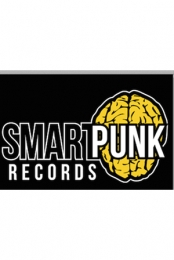Smartpunk Sticker - Black