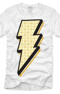 Ride The Lightning (white)