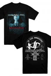 Sinner 20th Anniversary Tour Tee (Black)