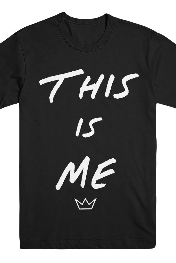 This is me tee black t shirt american authors t shirts for Talk texan to me shirt