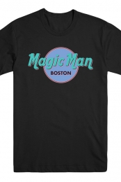 Boston Tee (Black)