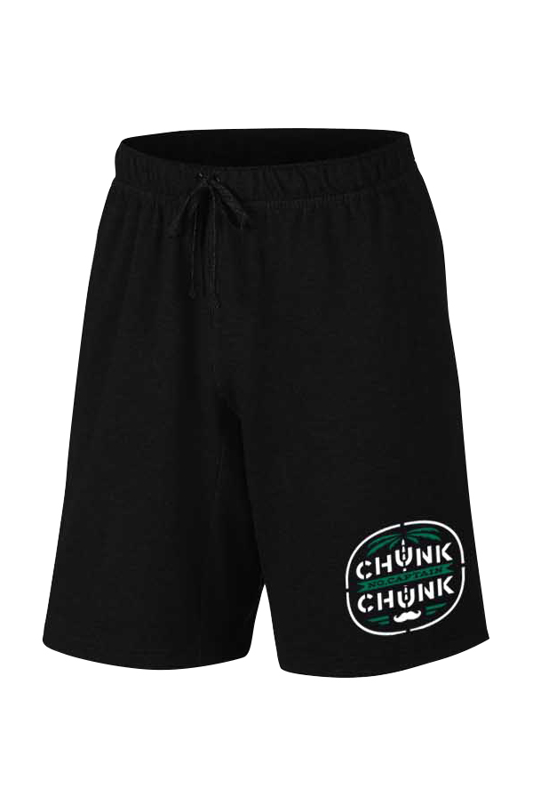 Palm Shorts (Black)