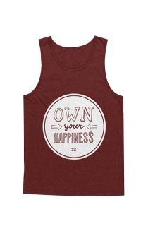Own Your Happiness Tank