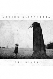 Asking Alexandria - The Black (2LP transparent red vinyl /LTD)