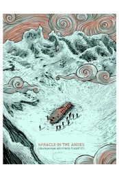 Miracle in the Andes Art Print