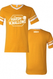 Harshmallows Team Tee (Gold)