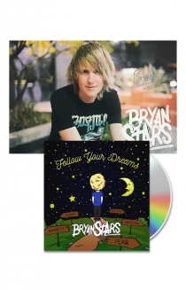 Follow Your Dreams CD + Signed Poster