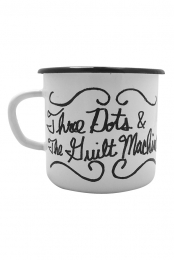 Three Dots & The Guilt Machine Camper Mug