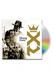 Chasing Grace CD + Digital Download + Entry to XP GOLDEN TICKET Contest