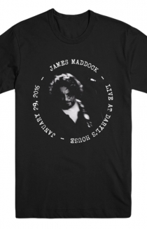 Live at Daryl's House Tee (Black)