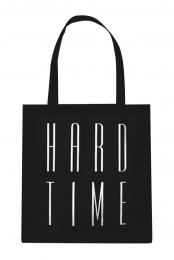 Hard Time Tote (Black)