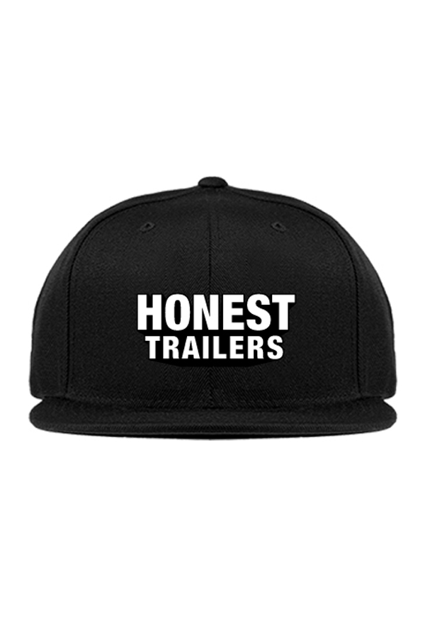 Honest Trailers Hat (Black)