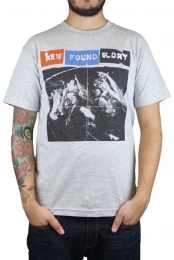 Photo Tee (Heather Grey)