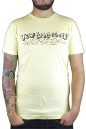 Downhill Tee (Yellow)