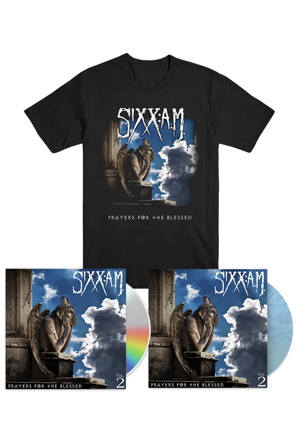 Prayers for the Blessed Signed CD and LP Bundle