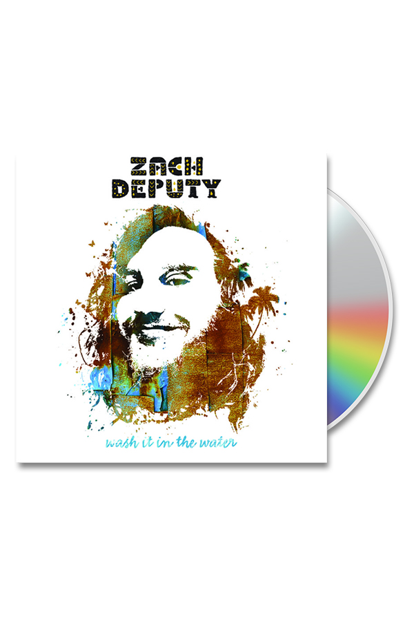 Wash It In The Water CD + Digital Download