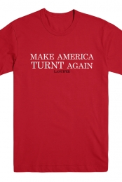 Make America Turnt Again Tee (Red)