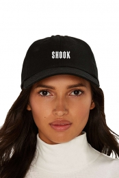 Shook Dad Hat (Black)