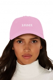 Shook Dad Hat (Pink)