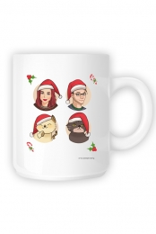 Chrachel Holiday Mug