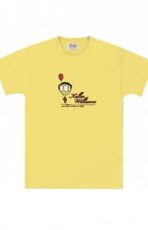 3 Eyed Kids Tee (Yellow)