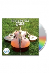Keller & The Keels Grass CD
