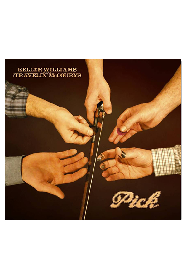 With The Travelin' McCourys Pick Digital Download