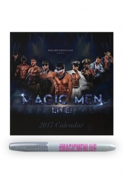 Magic Men Calendar + Magic Men Marker