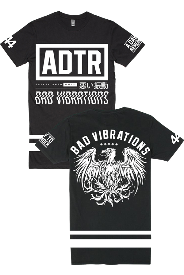 Bad Vibrations Tall Tee