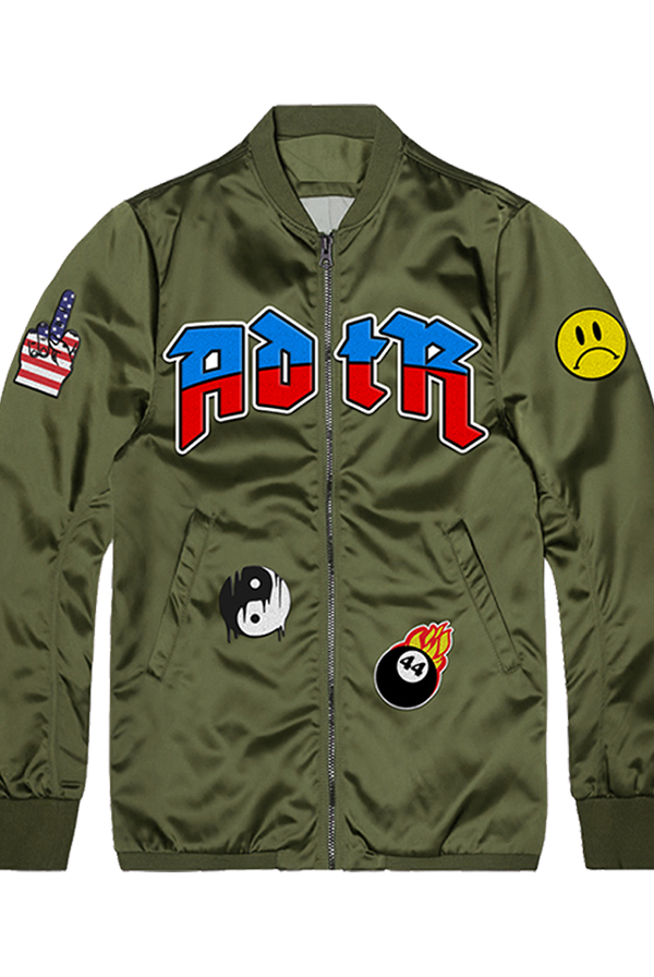 Veteran Bomber Jacket