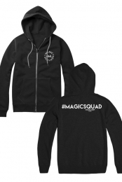 Magic Men Zip Up Hoodie
