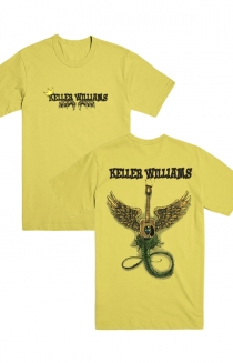 The Wild Thing Kids Tee (Yellow)
