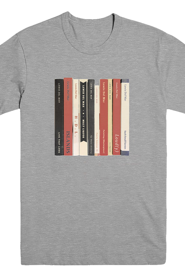 Book Stack Tee