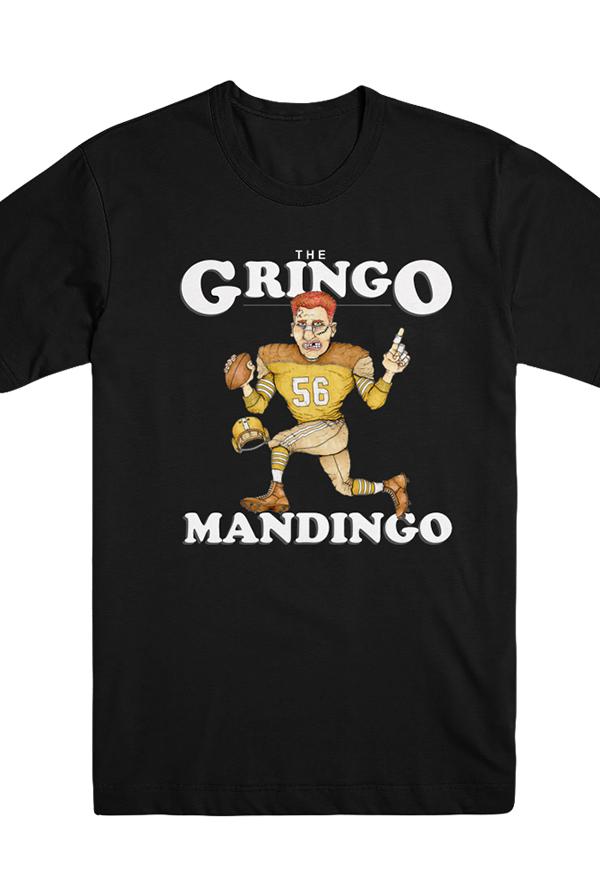 Gringo Mandingo Tee (Black) T-Shirt - IAmRapaport T-Shirts ...