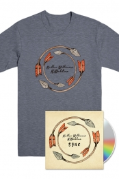 KWahtro Sync CD + Tee Bundle