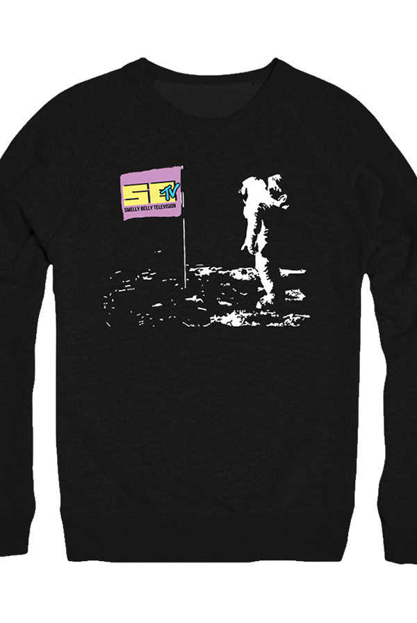 SBTV Crewneck Sweatshirt (Black)