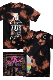Bad Vibrations CD Bundle
