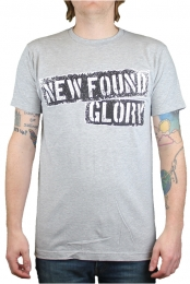 Never Give Up Tee (Heather Grey)