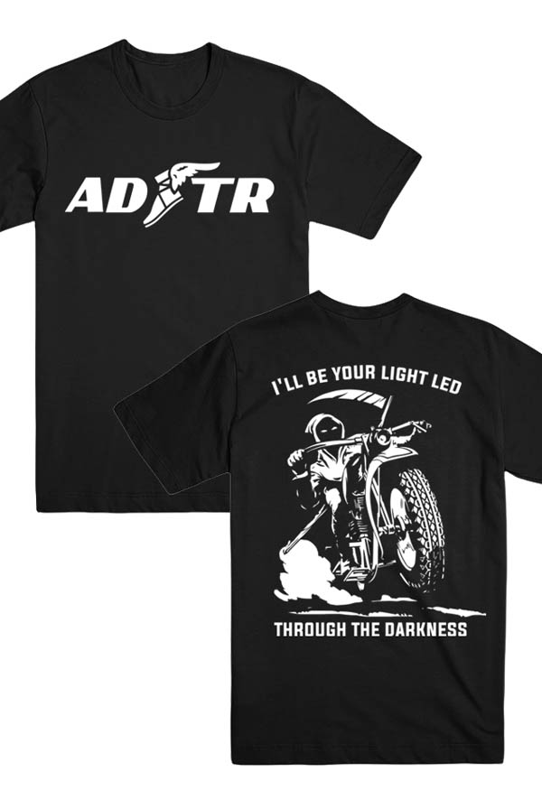 Motorcycle Tee (Black)