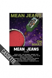 Mean Jeans - On Mars cassette