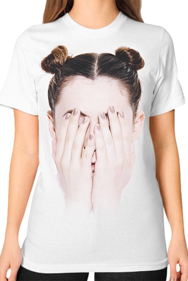 Cover Unisex Tee T Shirt Trevor Moran T Shirts Online