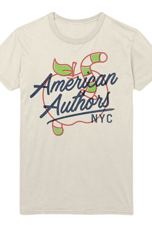 Big Apple Tee (Cream)