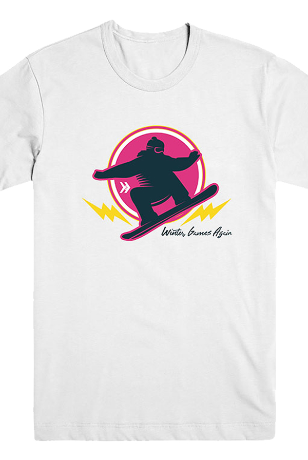Winter Games Tee
