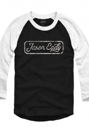 Patch Raglan (Black/White)