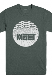 Mountain Tee (Heather Forest)
