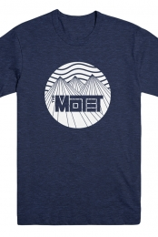 Mountain Tee (Navy)